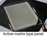 active matrix type panel