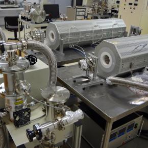 実験装置が再稼動 (2)