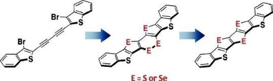 E = S or Se