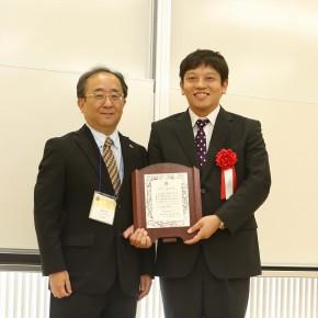 岡本准教授が平成26年度高分子学会日立化成賞を受賞