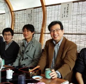 竹谷研2015年新メンバーでスタートします