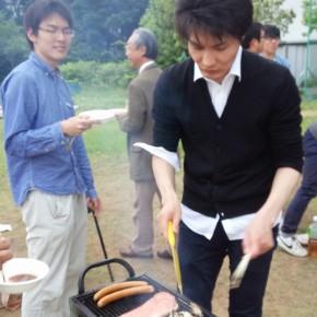 BBQパーティ