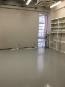 新しい実験室ができました!